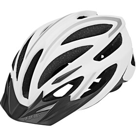 BBB Taurus BHE-26 Kask rowerowy, white/silver